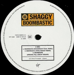 Shaggy - Boombastic (1995) - With Song Lyrics, Video and