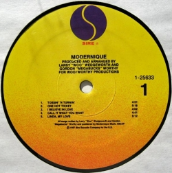 Modernique - Believe In Love (1987) - With Song Lyrics
