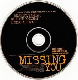 Brandy, Tamia, Gladys Knight and Chaka Khan - Missing You