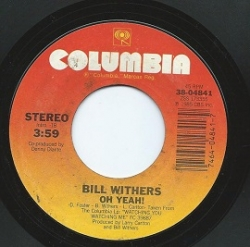 Bill Withers - Oh Yeah! (1985) - With Song Lyrics, Video and