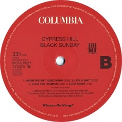 Cypress Hill - When the Shit Goes Down (1993) - With Song Lyrics