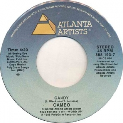 Cameo - Candy (1986) - With Song Lyrics, Video and Free MP3