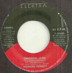 Howard Hewett - Obsession (1985) - With Song Lyrics, Video