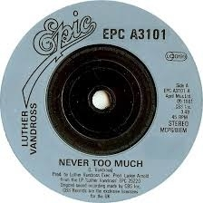 luther vandross never too much download mp3