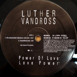Luther Vandross - Power of Love - Love Power (remix) (1995
