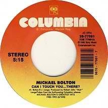 Michael Bolton Can I Touch You There 1995 With Song Lyrics Video And Free Mp3 Download