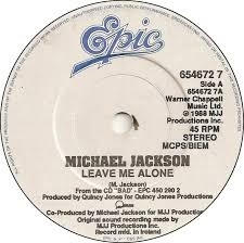 Michael Jackson - Leave Me Alone (1989) - With Song Lyrics