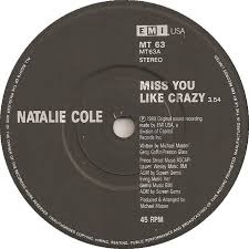 Natalie Cole - Miss You Like Crazy (1989) - With Song Lyrics