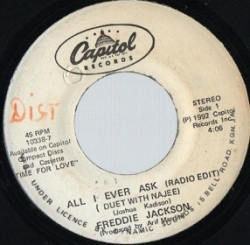 freddie jackson all i ever ask mp3 free download