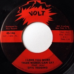 Otis Redding - I Love You More Than Words Can Say (1967