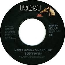 rick astley never gonna give up mp3 download