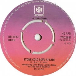 The Real Thing - Stone Cold Love Affair (1975) - With Song
