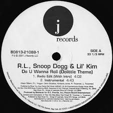 R L , Snoop Dogg and Lil Kim - Do U Wanna Roll (2001) - With