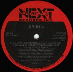 Sybil - My Love Is Guaranteed '93 (Remix) (1993) - With Song