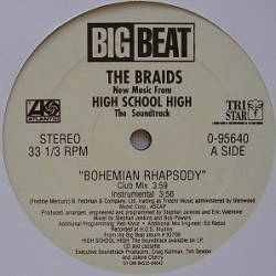 The Braids - Bohemian Rhapsody (1996) - With Song Lyrics