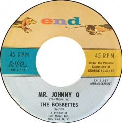 The Bobbettes - Mr  Johnny Q (1961) - With Song Lyrics