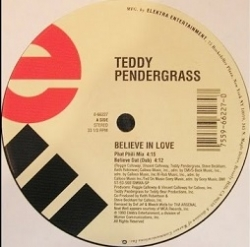 Teddy Pendergrass - Believe in Love (1994) - With Song