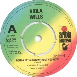 Viola Wills - Gonna Get Along without You Now (1979) - With Song
