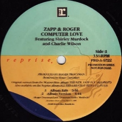 Zapp and Roger ft  Shirley Murdock and Charlie Wilson